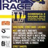 [CONTEST CHIUSO] Rap Race II edizione. Vinci due ingressi nella terrazza vip all'ippodromo di Roma.