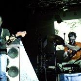Il concerto degli Eterea Postbong Band al Circolo degli Artisti di Roma