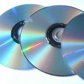 Maxi sequestro di cd e dvd vergini