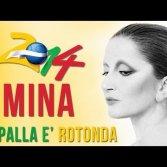 Mina canta la sigla dei mondiali per la RAI