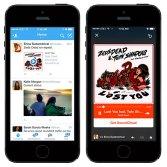Twitter e SoundCloud