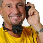 Dj Giusppe Radio 105 arrestato finto poliziotto