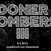 Scarica il Vol.3 di Doner Bombers, la nuova compila di Doner Music