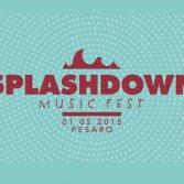 Splashdown Music Fest, il festival del primo maggio in spiaggia a Pesaro