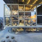 La nuova biblioteca sudcoreana con 10.000 vinili (e molto altro)