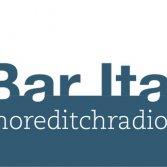 Bar italia podacast streaming Shoreditch Radio Londra