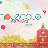 Molecole Festival, dal 9 al 12 luglio a Pavia