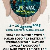 Fuorimano Festival a Castellana Grotte: ecco il cast completo e la playlist con tutti gli artisti