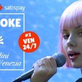 Il karaoke nei giardini di porta venezia, al chiosco di pippo