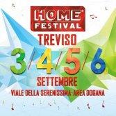 [CONTEST CHIUSO] HOME Festival a Treviso: vinci un biglietto per venerdì 4 e uno per domenica 6!