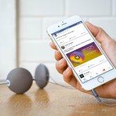 Su Facebook ora puoi ascoltare la musica di Spotify e Apple Music direttamente nel news feed