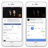Facebook buy tickets