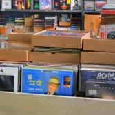 negozio di dischi