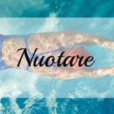 "Ascolta la nuova playlist ""Nuotare"""