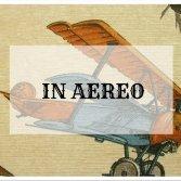 """Ascolta la nuova playlist """"In aereo"""""""