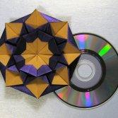 Come creare dei bellissimi origami come custodia per i vostri cd