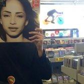 negozio di dischi copertina