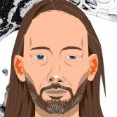 20 anni, 9 album e qualche pixel: tutte le trasformazioni di Thom Yorke in una gif
