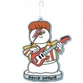 Addobba il tuo albero di Natale con le star del rock