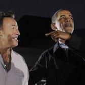 Bruce Springsteen ha trollato Trump suonando di nascosto alla Casa Bianca