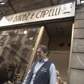 Paolo Barrasso barbiere Torino punk mod orari