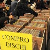 Negozio di dischi vinili