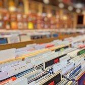 vynil shop, negozio di dischi