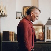 Giovanni Lindo Ferretti in Gucci sulla copertina di Dust Magazine