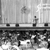 Foto storica delle esibizioni all'Ariston per il Club Tenco (via Enzo Capuano)
