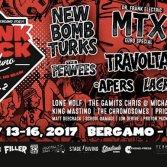 """A Bergamo la seconda edizione del """"Punk Rock Raduno"""" con le migliori band italiane e internazionali"""
