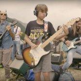 """Rockin'1000, guarda il video del """"Power Medley"""" ai piedi del Monte Bianco"""
