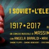 """""""I Soviet+l'elettricità"""": parte il crowdfunding per lo spettacolo di Massimo Zamboni"""