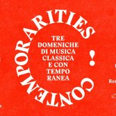 ContempoRarities, torna la rassegna di musica contemporanea ideata da Enrico Gabrielli e Sebastiano De Gennaro