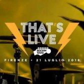 "Rockin'1000 ""That's Live 2018"""