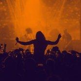 Andare ai concerti allunga la vita