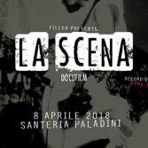 """""""La Scena""""+ """"Record Graphics Exhibition"""""""
