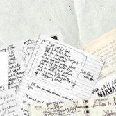 Trova ispirazione per il testo della tua canzone con la grafia di Kurt Cobain o David Bowie