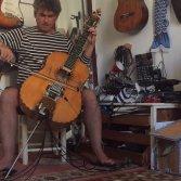 """Paolo Angeli suona i Radiohead: guarda il video delle prove di """"Airbag"""""""