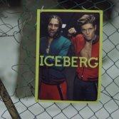 """Un'immagine del video di """"Iceberg"""" di Laioung feat. Alexander"""