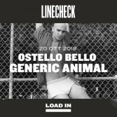 Generic Animal a Ostello Bello per Load In