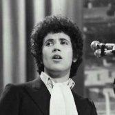 Lucio Battisti al Festival di Sanremo del 1969