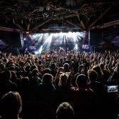 La finale del Rock Contest all'Auditorium Flog di Firenze
