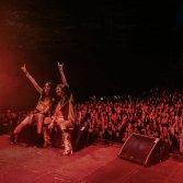 Chadia Rodriguez al MI AMI festival 2019/ Foto di Kimberley Ross