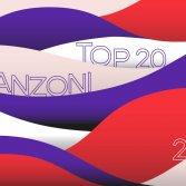 Le 20 canzoni italiane più belle del 2019