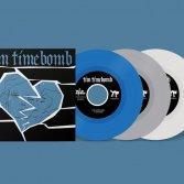 """L'artwork per il disco benefit di Tim """"Time Bomb"""" Armstrong"""