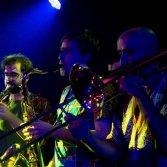 Gli Addict Ameba in concerto - foto di Donatella D'Angelo