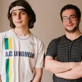 """Paolo Bontempo e Gianluca Dario Rota, autori di """"Giugno"""" - foto di Lorenzo Arrigoni"""