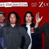 Come lo vedete Zucchero che canta nei Rage Against The Machine?