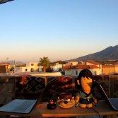 Domenico e Luca - live set ai piedi del Vesuvio - collettivo StereOID