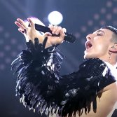 Vergo, uno dei protagonisti della prima puntata di X Factor Live